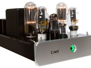Ремонт усилителя CARY AUDIO CAD 211 ANNIVERSARY EDITION