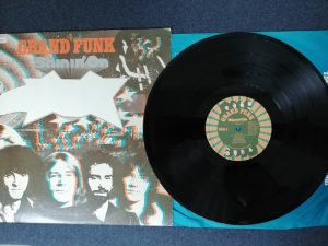 Grand Funk Shunin On USA Orig M EX-без очков 2500